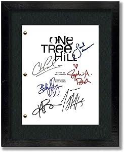 One Tree Hill TV Cast Autographed Signed Reprint 8.5x11 UNFRAMED Script - Sophia Bush, Brooke Davis, Bethany Joy Lenz, Haley James Scott, James Lafferty