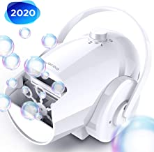 Bubble Machine Automatic Bubble Blower – Portable Bubble Maker for Kids and Babies..