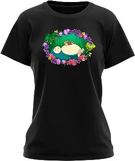 Spoofy TV Clothing T-shirt V/êtements Pok/émon Ronflex Just Do It later