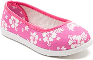 Begetter The Inceptioner Canvas Printed Girls Ballerina Shoe