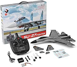 Mopoq Remote Control Aircraft RC Aircraft Drone 2.4GHz Control Aircraft for Indoor/Outdoor Flying Toys Built-in 6-axis Gyroscope System EPP Composite (White Gray)