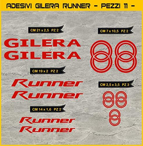 Adhésifs Stickers pegatina GILER...