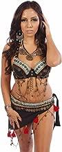 Belly Dance Tribal Bra & Belt Costume Set | Pera Tribes Jen