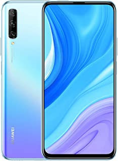 "Huawei Y9S Smartphone,Dual SIM,128GB ROM,6GB RAM,48MP,4000 mAh,6.59"" Display  - Breathing Crystal"