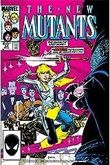 New Mutants (1983-1991) #34 Kindle Edition