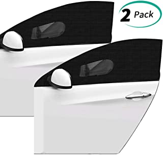 Allnice Car Window Shade 2 Pack Car Sun Shade Blocking UV Rays Car Mosquito Net Covers Front Side Windows Protects Baby Kids and Pets Fit for Most Cars Trucks and SUVs
