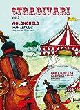 ALFARAS J. - Stradivari Vol.2 (Metodo) para Violonchelo (Inc. CD)