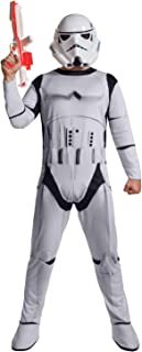 Rubie's Star Wars Men's Classic Stormtrooper Costume, White, Standard