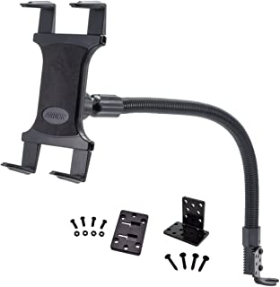 Arkon Mounts TAB188L22 Car or Truck Seat Rail or Floor Tablet Mount with 22 inch Arm Retail Black