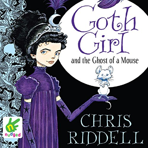 Goth Girl and the Ghost of a Mouse audiobook cover art