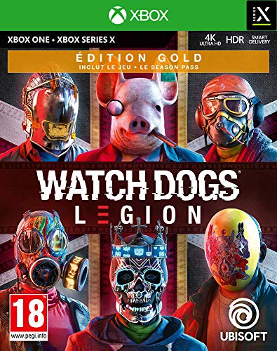 Watch Dogs Legion - Edition Gold XBOX ONE