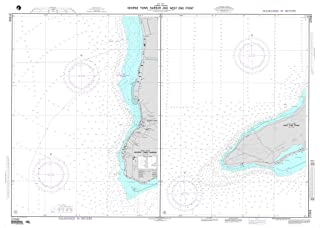 NGA Chart 27243: George Town Harbor and West End Point Plans: A. George Town Harbor (Grand Cayman)