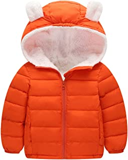 d46ddd82fc47 Amazon.com  Oranges - Down   Down Alternative   Jackets   Coats ...