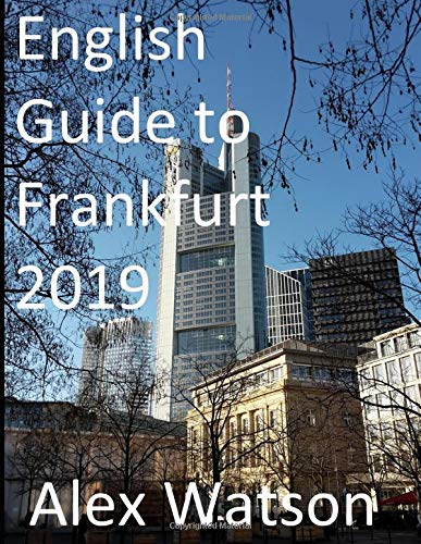 English Guide to Frankfurt 2019