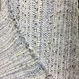 Meterware als Dekostoff- Mantel Stoff Tweed Anzug Stoff Diy