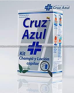 cruz azul shampoo