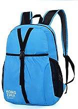 Tinytot Light Weight Foldable School Bag for Boys & Girls (Blue)