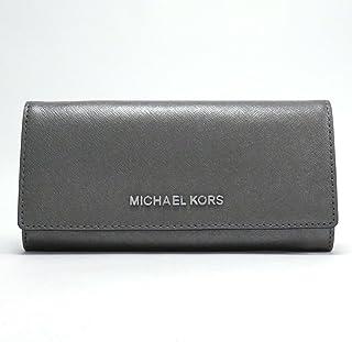 bd6536390903 マイケルコース 財布 レディース MICHAEL KORS Wallet NICKEL 35H6MYAE7M NICKEL [並行輸入品]