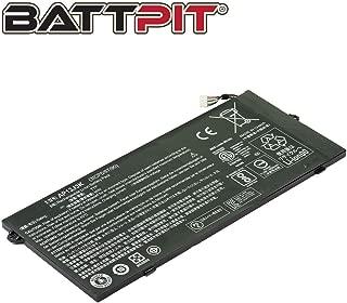 Battpit AP13J3K AP13J4K Battery for Acer Chromebook C720 C720-2848 C720-2800 C720-2420 C720P C740 CB3-431-C0AK CB3-431-C7M1 3ICP5/65/88 KT.00303.014 KT.00304.001 (3920mAh / 45Wh)