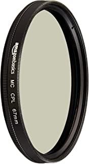 Amazon Basics - Filtro polarizador circular - 67mm