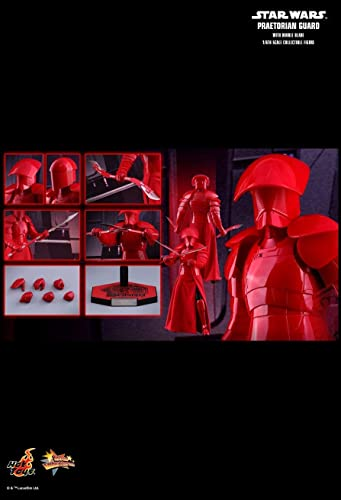 Hot Toys MMS454 - Star Wars   The Last Jedi - Praetorian Guard with Double Blade