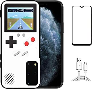 JTMall is Suitable for Samsung Galaxy Note 10 Plus Classic Handheld Game Console Mobile Phone case, Free Samsung Galaxy No...