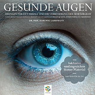 Gesunde Augen: Übungen für den Erhalt und die Verbesserung der Sehfähigkeit Titelbild