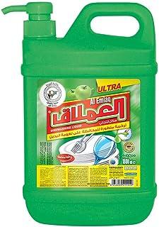 Al EMLAQ ULTRA DISH WASH APPLE1800 ML - 2 Pieces