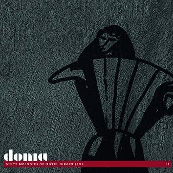Donia Suite Melodies of Hotel Birger Jarl