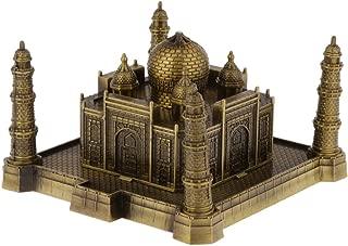 Jili Online Bronze World Famous Building Architecture Model Statue Landmark Home Decor - Bronze, Taj Mahal