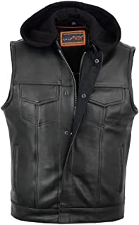 Best official sons of anarchy leather vest Reviews
