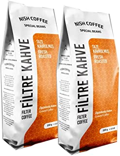 Nish Filtre Kahve Kolombiya 2 x 250 gr