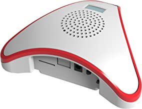 HTZSAFE Wireless Alarm Receiver,White