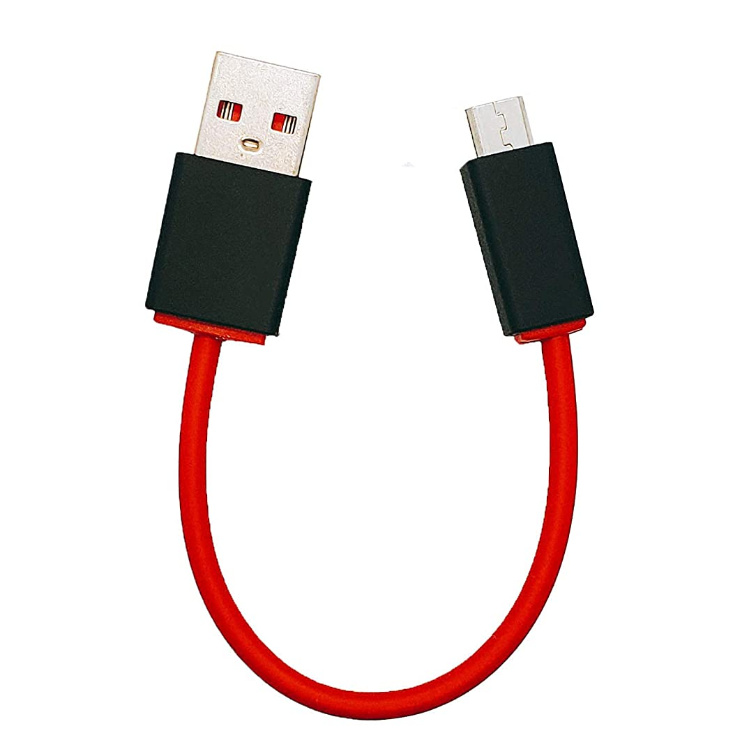USB Charging Charger Cable Compatible for Beats Dr Dre Studio 2.0/1.0 Powerbeats 2/3 Wireless Over-Ear Headphone, Speakers(0.5 FT)