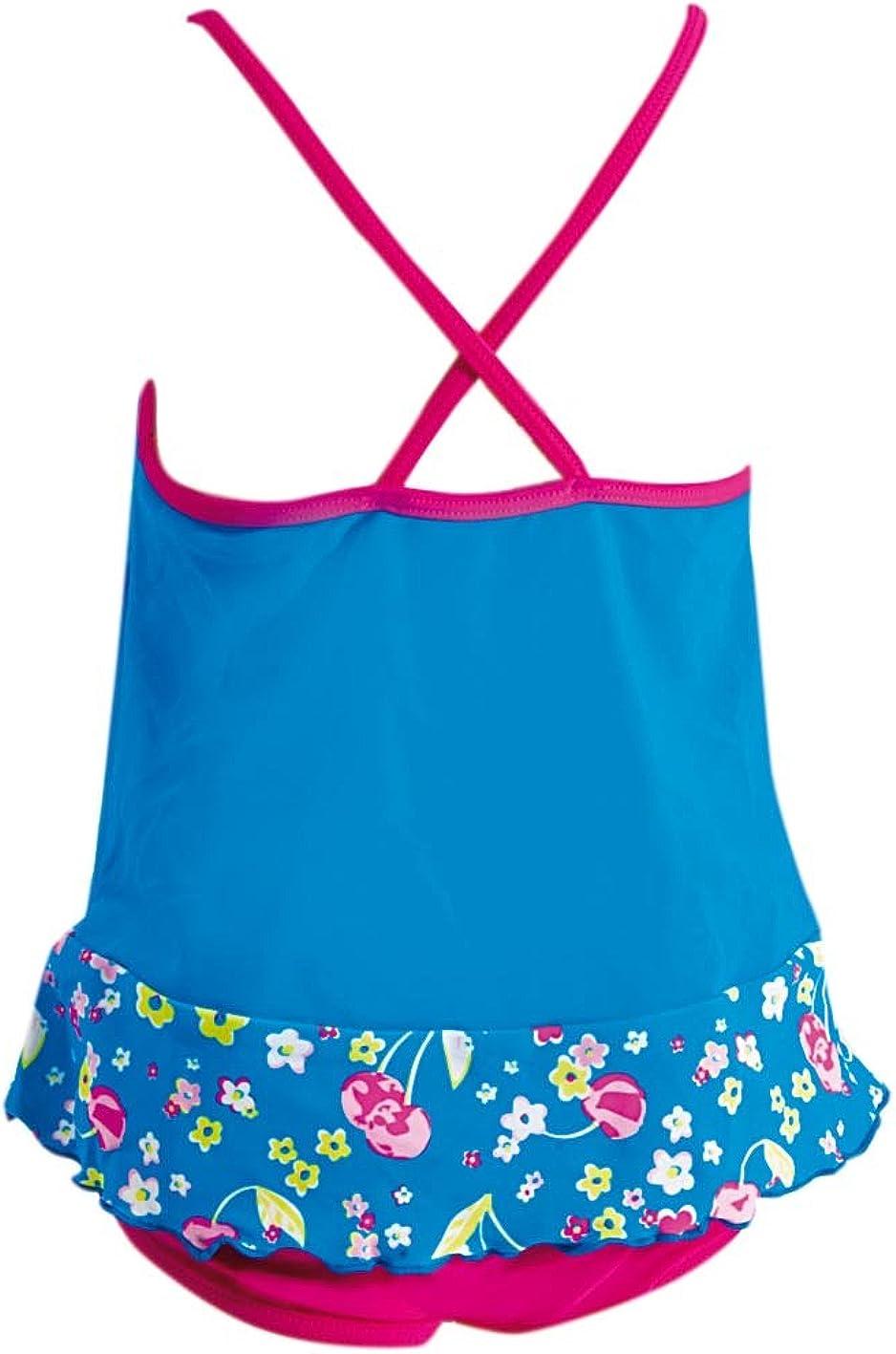 Zoggs Girls Clarity Swimming Costume