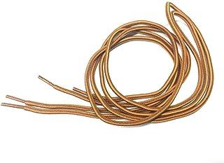 2435516820040e 1paire de lacets ronds par Ungfu Mall - 120cm - Multicolores -  Robustes - Pour bottes à embouts en acier, bottes de travail, ...