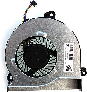 Power4Laptops Ventilador para Ordenadores portátiles Compatible con HP Pavilion 15-ak003ns