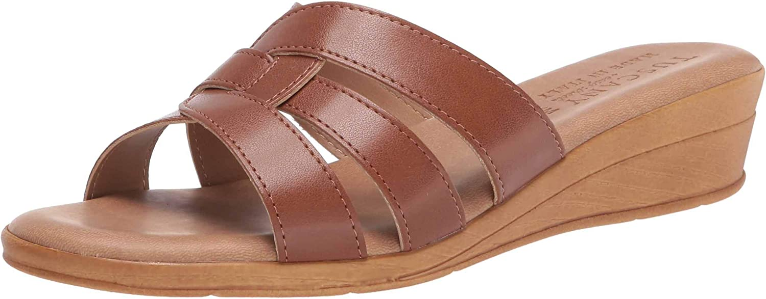 Tuscany Women's Online limited product Sandal Wedge Max 90% OFF