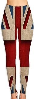 British Flag W Yoga Pants Soft Lightweight Leggings Women Casual Running Pants