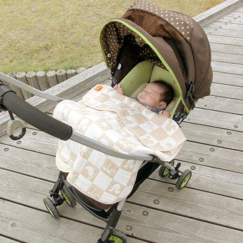 baby.e-sleep(ベビーイースリープ)『プリエールオーガニックコットン5重ガーゼミニケット』