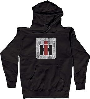 Sponsored Ad - International Harvester Logo Distressed - Adult Pullover Hood