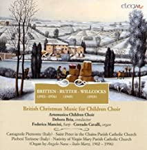 Artemusica Children's Choir Various: British Christmas Mus Other Classic