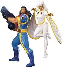 Kotobukiya Marvel: Bishop & Storm ARTFX+ 2 Pack Statue