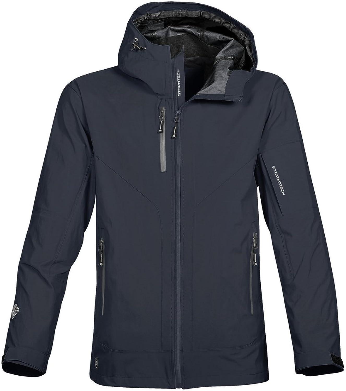 Stormtech H2xtreme Ascent hard shell jacket Navy   Granite XL