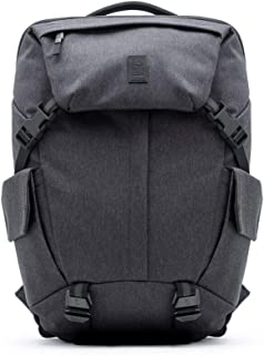 Chrome Industries Pike Backpack Utilitarian Travel Bag 22 Liter Grey