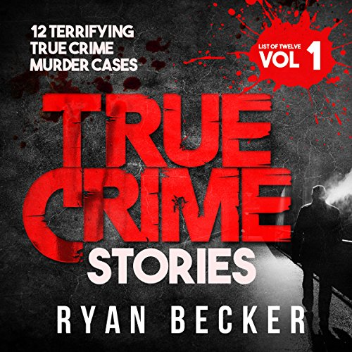 True Crime Stories audiobook cover art