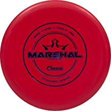 Dynamic Discs Classic Marshal Putter Golf Disc [Colors May Vary]