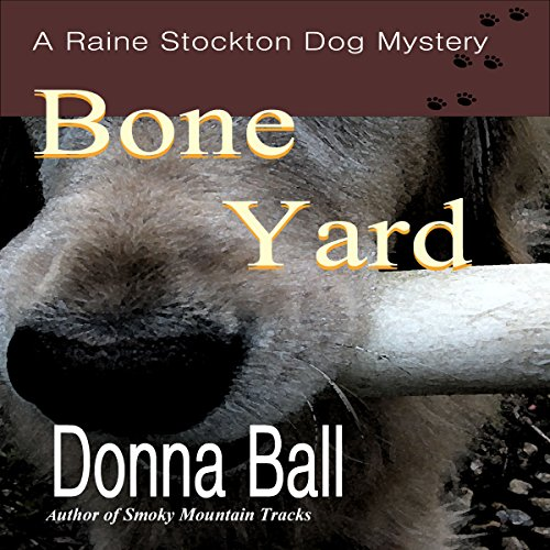 Bone Yard audiobook cover art
