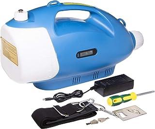 Sanifog Desinfectante Máquina de empañamiento eléctrico de mano inalámbrico ULV Máquina desinfectante de niebla fría para ...