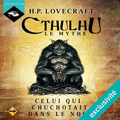 Celui qui chuchotait dans le noir (Cthulhu - Le mythe 5) cover art